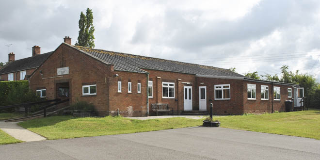 A lovely village hall for hire